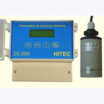 Transmetteur de niveau à ultrasons