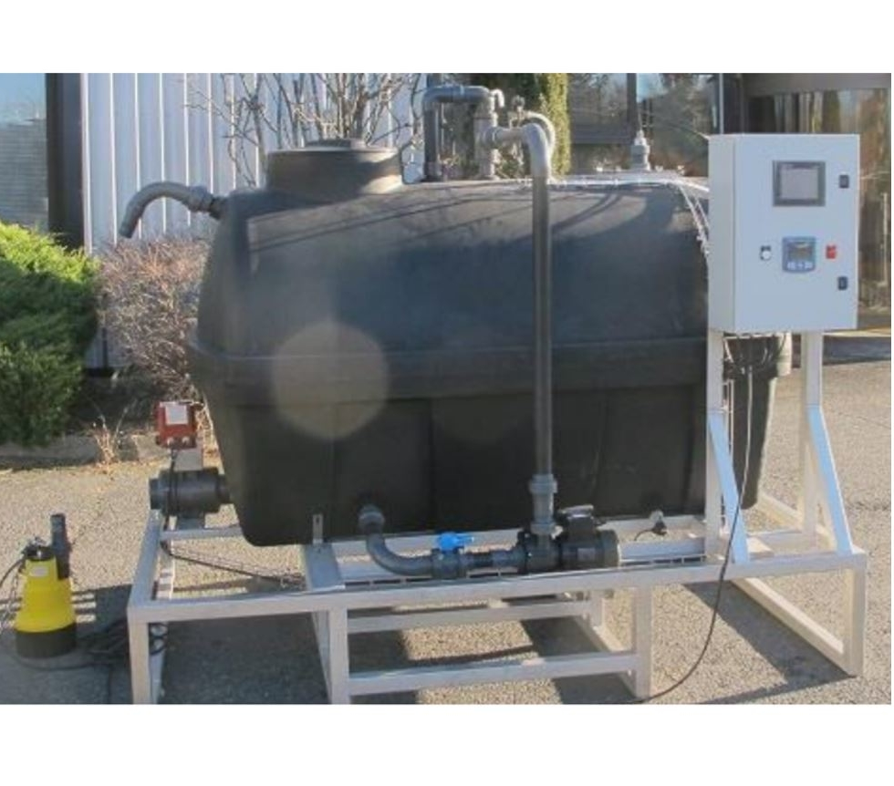 Poste automatique Autoneutral CO2