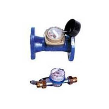 Compteurs d'eau froide, chaude ou déminéralisée