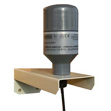 Antenne omnidirectionnelle wifi pour zone ATEX