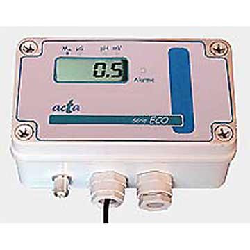 Contrôleur de pH à microprocesseur PH-ECO