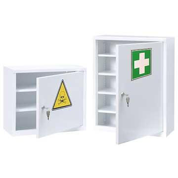 armoires poisons ou pharmacie cyltec. Black Bedroom Furniture Sets. Home Design Ideas