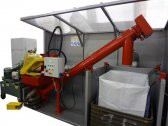 Centrale d'extraction catalytique