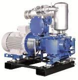 Surpresseur/compresseur biogaz