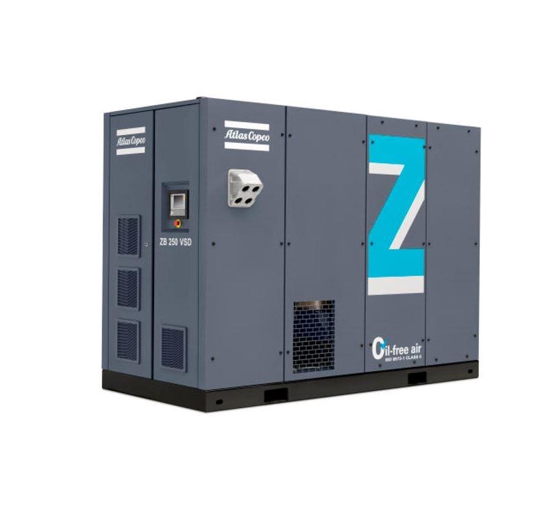 Surpresseur d'air centrifuge ZB VSD