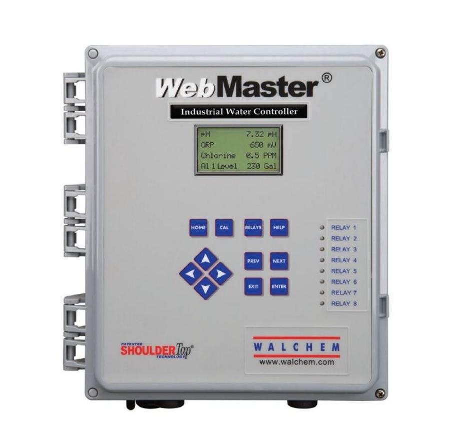 Walchem WIND WebMaster