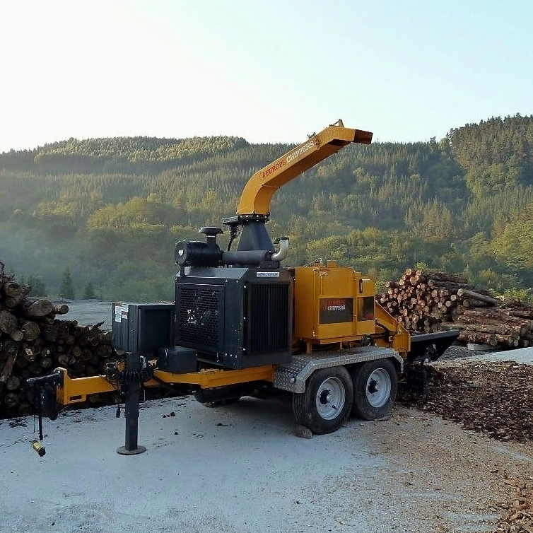 Broyeur à lames Europe Chippers C950