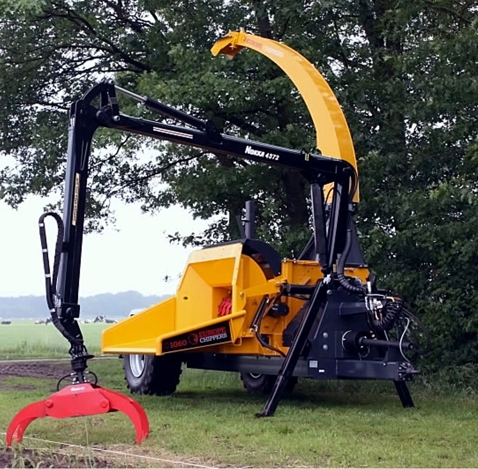 Broyeur prise de force Europe Chippers C1060 PTO