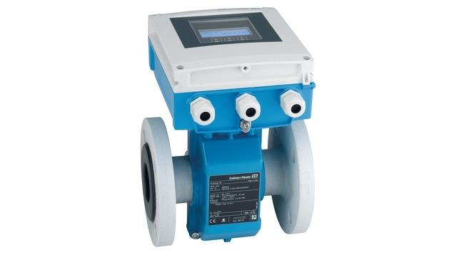 Proline Promag W 400 Débitmètre électromagnétique