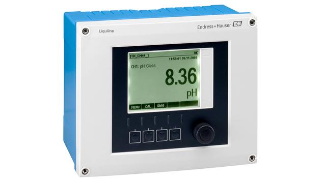 Transmetteur d'analyse Liquiline LIQUILINE CM442
