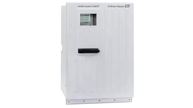 Analyseur de phosphore total Liquiline System CA80TP