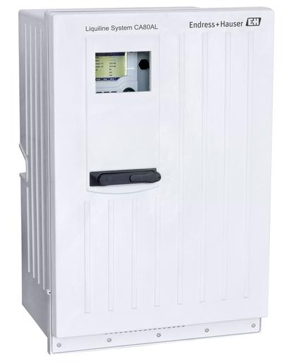 Analyseur d'aluminium Liquiline System CA80AL