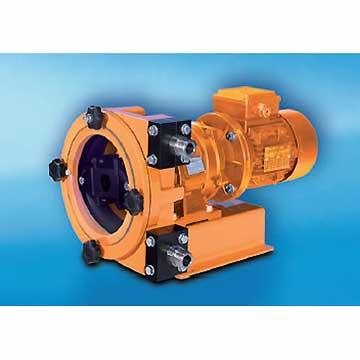 Pompe péristaltique industrielle Dulco®flex DF