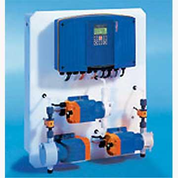 Installation au dioxyde de chlore Legio Zon®