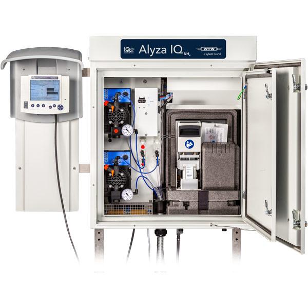 Alyza IQ NH4