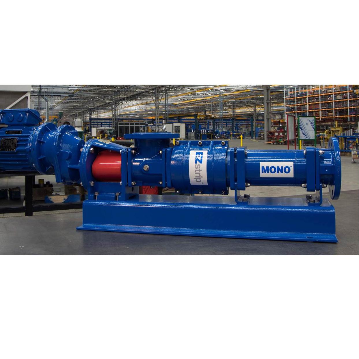 Nouvelle pompe à rotor EZstrip