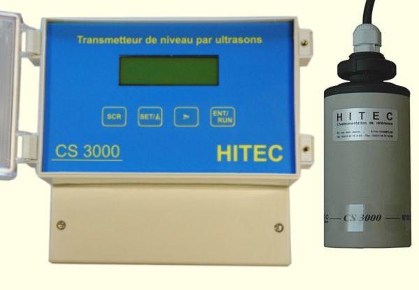 CS3000 - Transmetteur de niveau à ultrasons