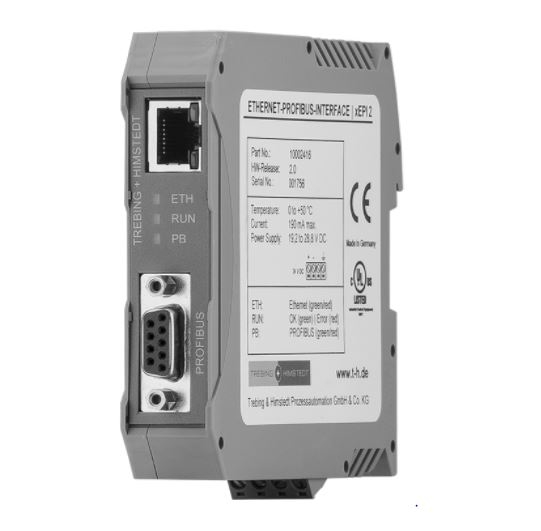 Interface Ethernet-Profibus
