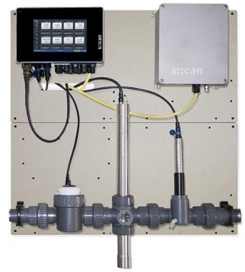 micro::station pour eaux usées