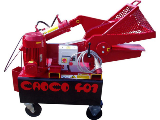 CROCO-407  Cisaille crocodile hydraulique mobile