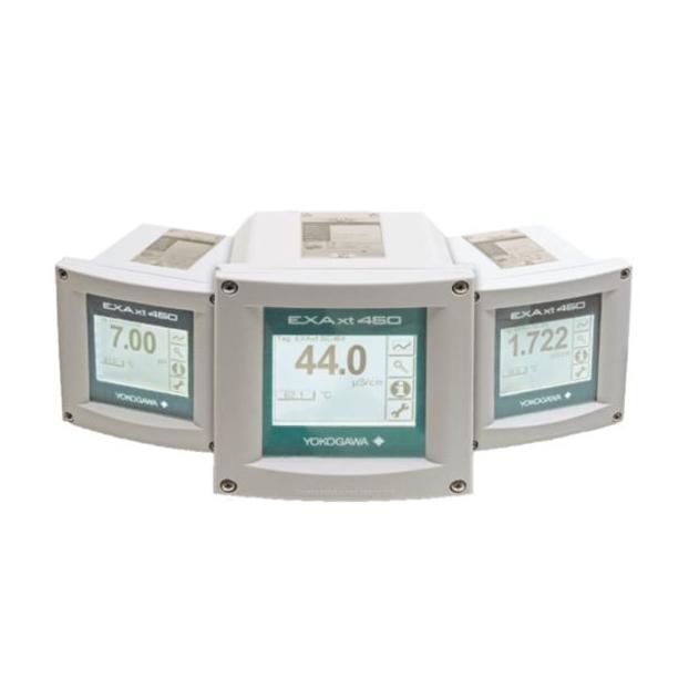 EXAxt450 Transmetteurs pour mesure de conductivité