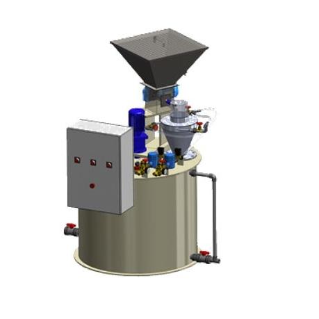 Préparateur de polymère biologique (bio-polymère)