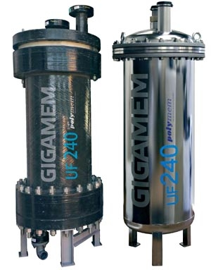 Visuel deGIGAMEM® UF240 Modules de filtration