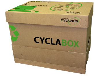 CyclaBOX D3E