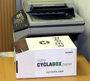 CyclaBOX PAPIERS