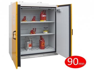 ARM90DP131-119 - Armoire de sécurité coupe-feu 90 mn