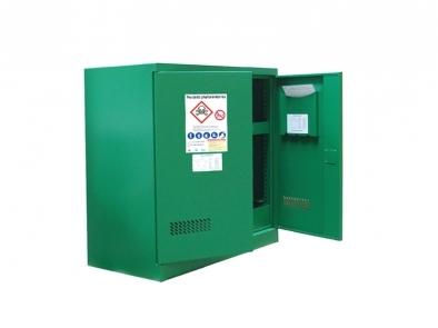 ARMPHYSP100-95 - ARMOIRE DE SÉCURITÉ pour produits PHYTOSANITAIRES - Simple paroi