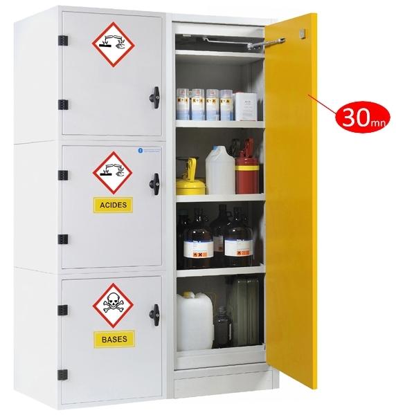 ARM303C195-118 - Armoire de sécurité