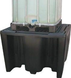 BRPN 1C - Bac de rétention avec caillebotis -