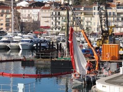 BARC BTM25300500 - Barrage pour travaux maritimes - Barrage anti MES