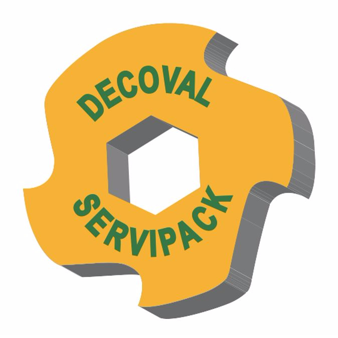 Logo DECOVAL SERVIPACK