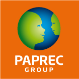 Logo PAPREC GROUP