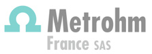 Logo METROHM France