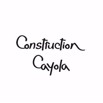 Logo de Construction Cayola